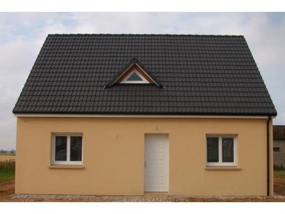Modèle de maison ETG_R_SG_86m2_3ch_P13141 3 chambres  : Photo 3