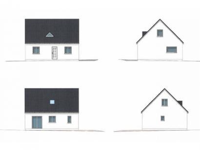 Modèle de maison ETG_R_SG_86m2_3ch_P13141 3 chambres  : Photo 4