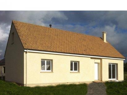 Modèle de maison ETG_R_SG_CA_85m2_3ch_P13515 3 chambres  : Photo 1
