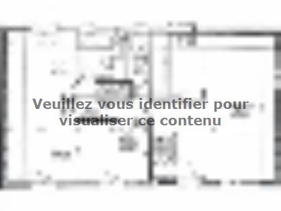 Plan de maison ETG_R_SG_CA_85m2_3ch_P13515 3 chambres  : Photo 2