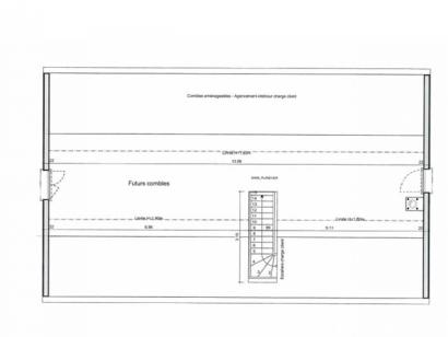 Plan de maison ETG_R_SG_CA_85m2_3ch_P13515 3 chambres  : Photo 3
