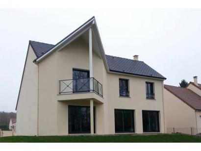 Modèle de maison ETG_R_SS_181m2_5ch_P12058 5 chambres  : Photo 1