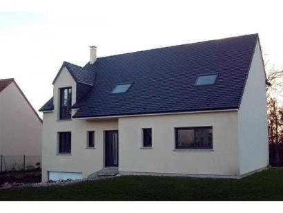 Modèle de maison ETG_R_SS_181m2_5ch_P12058 5 chambres  : Photo 2