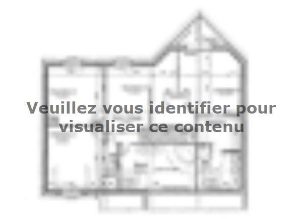 Modèle de maison ETG_R_SS_181m2_5ch_P12058 : Vignette 4