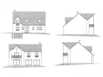 Modèle de maison ETG_R_SS_181m2_5ch_P12058 5 chambres  : Photo 5