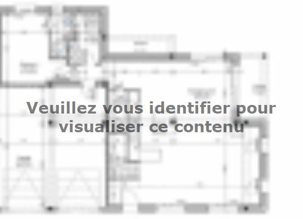 Plan de maison ETG_TT_GI_143m2_4ch_P13374 : Vignette 2