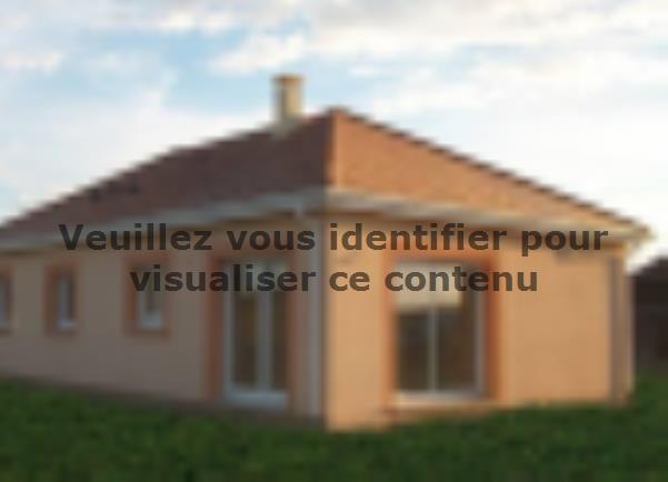 Modèle de maison PLP_L_GI_93m2_3ch_P13321 : Vignette 2
