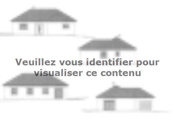 Plan de maison PLP_L_GI_93m2_3ch_P13321 : Vignette 2