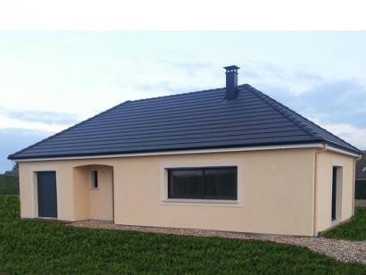 Modèle de maison PLP_L_SG_135m2_4ch_P13847 4 chambres  : Photo 1