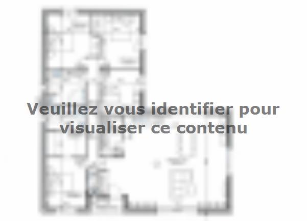 Plan de maison PLP_L_SG_135m2_4ch_P13847 : Vignette 1