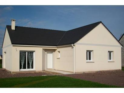 Modèle de maison PLP_L_SG_94m2_4ch_P13265 4 chambres  : Photo 1