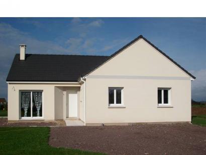 Modèle de maison PLP_L_SG_94m2_4ch_P13265 4 chambres  : Photo 2