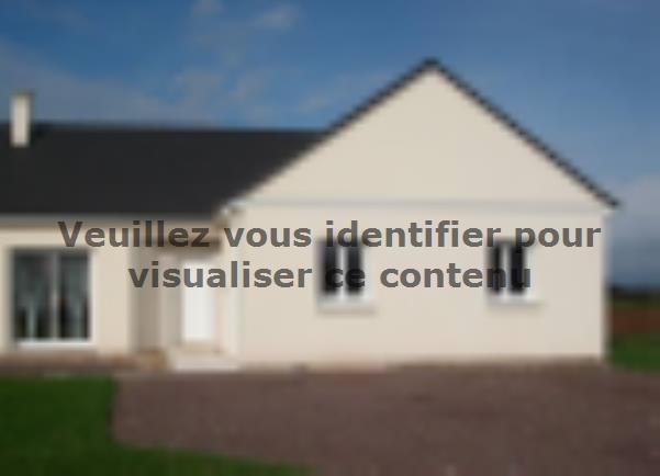 Modèle de maison PLP_L_SG_94m2_4ch_P13265 : Vignette 2