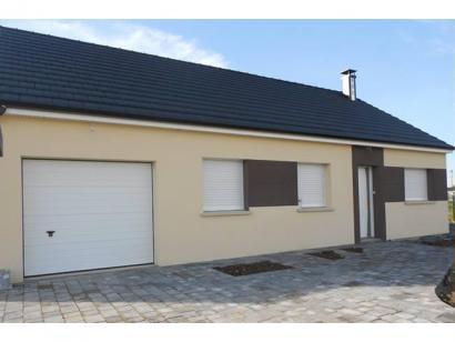 Modèle de maison PLP_R_GI_84m2_3ch_P2721 3 chambres  : Photo 1