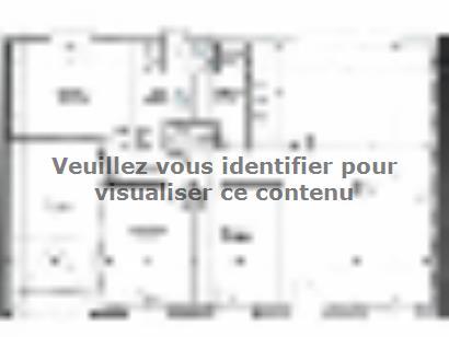 Plan de maison PLP_R_GI_84m2_3ch_P2721 3 chambres  : Photo 2