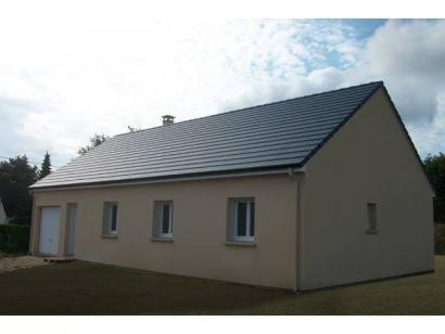 Modèle de maison PLP_R_GI_97m2_4ch_P12885 4 chambres  : Photo 1