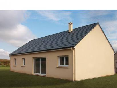 Modèle de maison PLP_R_GI_97m2_4ch_P12885 4 chambres  : Photo 2