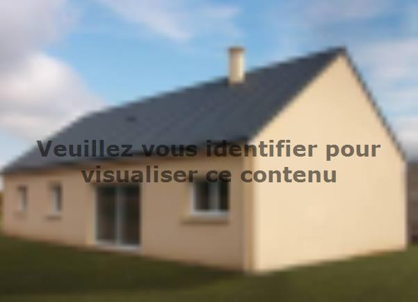 Modèle de maison PLP_R_GI_97m2_4ch_P12885 : Vignette 2