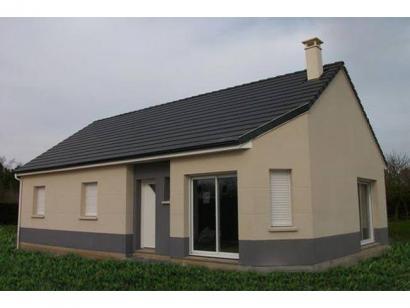 Modèle de maison PLP_R_SG_83m2_3ch_P13214 3 chambres  : Photo 1