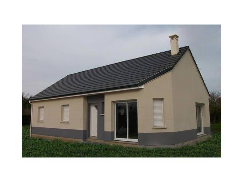 Modèle de maison PLP_R_SG_83m2_3ch_P13214 : Vignette 1