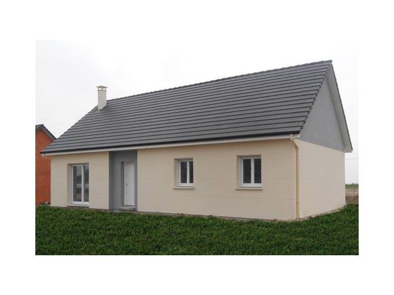 Modèle de maison PLP_R_SG_90m2_3ch_P13319 : Vignette 1