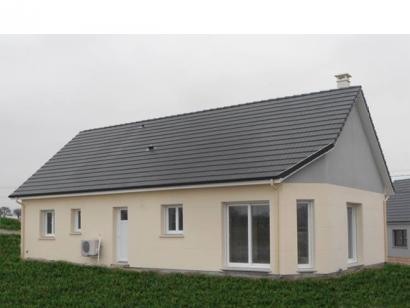 Modèle de maison PLP_R_SG_90m2_3ch_P13319 3 chambres  : Photo 2