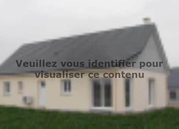 Modèle de maison PLP_R_SG_90m2_3ch_P13319 : Vignette 2