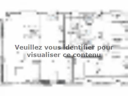 Plan de maison PLP_R_SG_90m2_3ch_P13319 3 chambres  : Photo 2