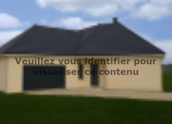 Modèle de maison PLP_V_GA_120m2_4ch_P13266 : Vignette 2