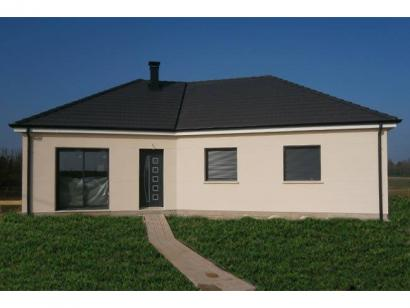 Modèle de maison PLP_V_SG_97m2_3ch_P13507 3 chambres  : Photo 1