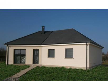 Modèle de maison PLP_V_SG_97m2_3ch_P13507 3 chambres  : Photo 2