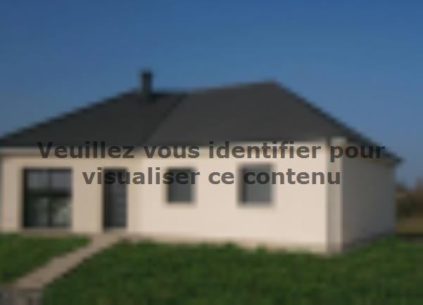 Modèle de maison PLP_V_SG_97m2_3ch_P13507 : Vignette 2